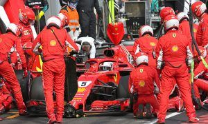 Vettel takes the blame after 'too good' start