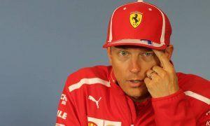 Raikkonen not 'happy to comment' on McLaren rumors