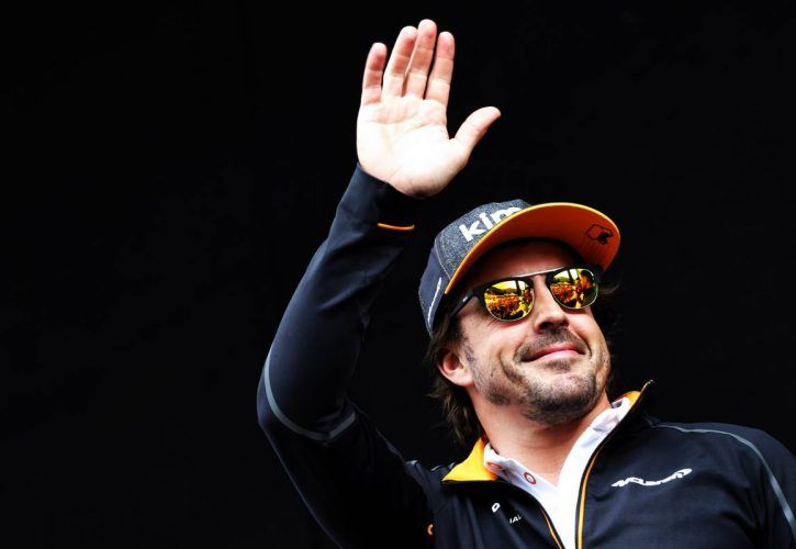 Fernando Alonso to retire from Formula One