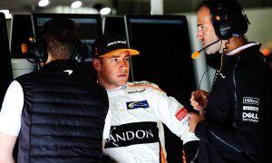 Despite reshuffle, McLaren's season isn't a 'write off' - Vandoorne