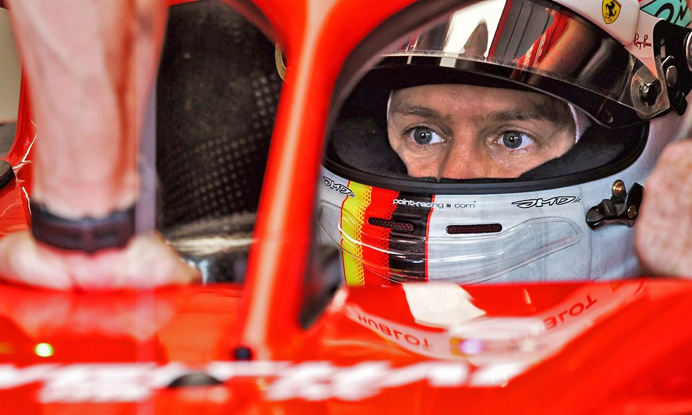 Vettel didn't expect Raikkonen team orders