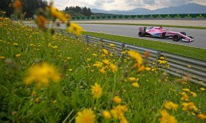 Austrian GP: Saturday's action in pictures