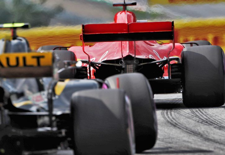 Vettel Handed Grid Penalty for Blocking Sainz during Austrian GP Qualifying