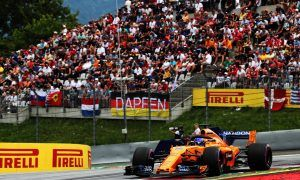 Alonso was 'driving over the limit' in final Q2 push