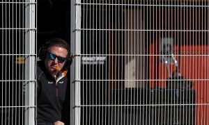A cost-capped F1 would leave Brown bullish on McLaren's future