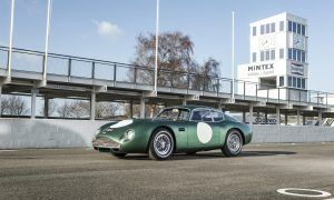 Jim Clark's Aston Martin smashes record at Bonham's auction!