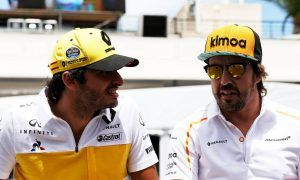 Renault's Abiteboul: 'No sense in hiring Alonso for just one year'