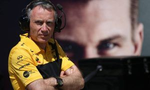 Renault's Bell relinquishes tech chief position for part-time advisory role