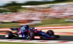 Wrong Toro Rosso strategy call cost Hartley points
