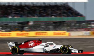 Leclerc delivers another impressive performance for Sauber!