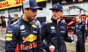Ricciardo not seeking top bull status for 2019