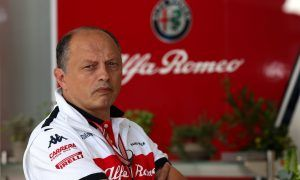 Vasseur open to giving a Sauber seat to Raikkonen