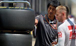 Ex-Bridgestone man a big factor in Haas performance - Magnussen