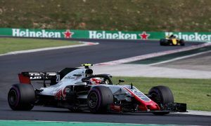 Haas' double-points finish 'a good way to go on holiday'