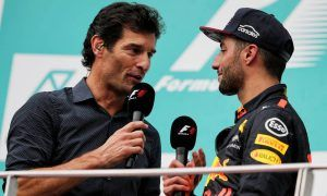 Webber knows where Ricciardo will be racing next year