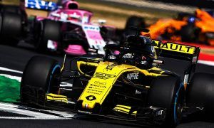 Calm and composed drive by Hulkenberg saves Renault's day