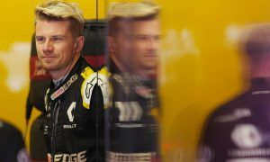 Hulkenberg says top three teams have 'no appetite' for him