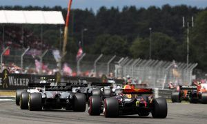 Verstappen: 'Flat out through Turn 1 not for everyone'