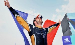 Vergne dedicates Formula E title to Jules Bianchi