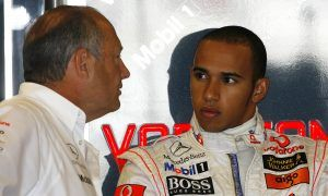 Early McLaren years forced worried Hamilton to be 'squeaky clean'