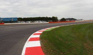 Third DRS zone at Silverstone to include two flat-out corners!