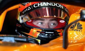 Vandoorne undermined by 'fundamental' problem with his MCL33