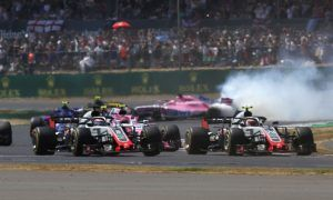 Grosjean apologized to Magnussen but Haas lost out - Steiner