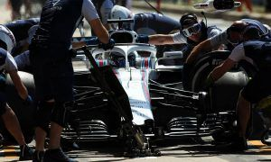 Beleaguered Williams looking for a boost at Hockenheim