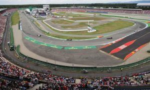Hockenheim follows the trend with third DRS zone