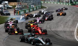 Formula 1 mulls revision to points system