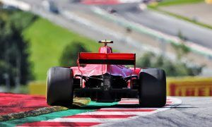 Raikkonen relieved with second after being squeezed out
