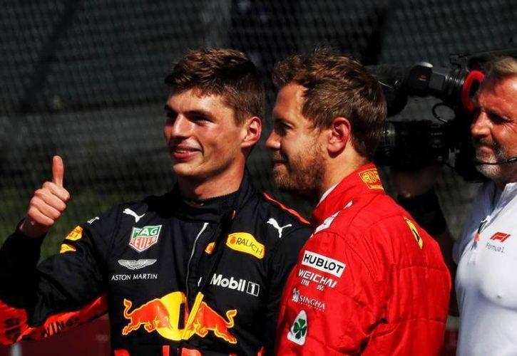 Vettel on top again in final Hungarian practice