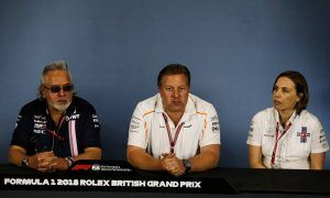 Renault, McLaren and Williams dig in against Force India!
