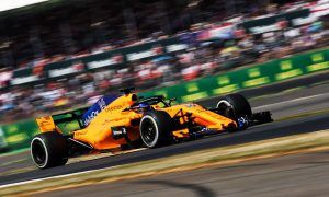'Extremely happy' Alonso sees silver lining at Silverstone