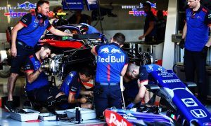 Toro Rosso looks set for 'guinea pig' penalties