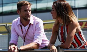 Jenson Button offers some sound advice to Fernando Alonso