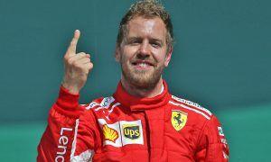 British Grand Prix -1st place Sebastian Vettel (GER) Ferrari SF71H