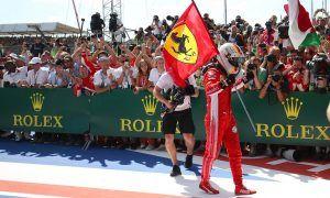 Sebastian Vettel (GER) Scuderia Ferrari