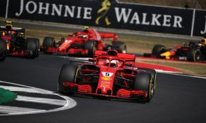 Sustained development at Ferrari key to securing title - Vettel