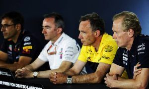 German Grand Prix - FIA Press Conference, Friday July 20 2018