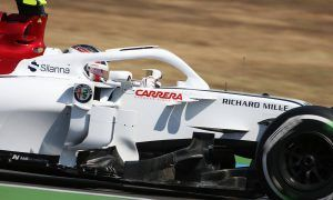 Sauber tech boss Resta looking for more improvement in 2019