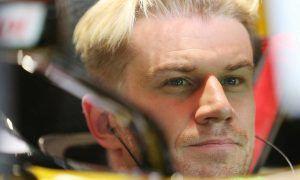 Hulkenberg pledges to 'give it a shot' to reward German fans