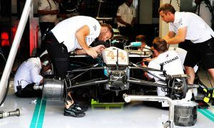Hamilton fascinated by Mercedes 'quick fixes'