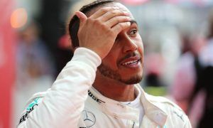 Hamilton victorious after Vettel crashes out of the lead