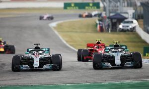 Team orders an exception, not a rule at Mercedes - Wolff