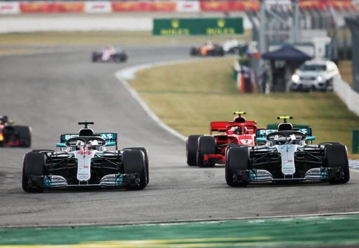 Lewis Hamilton retakes championship lead with 'miracle' German GP win