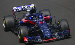 Gasly now knows how to put his Toro Rosso in the 'sweet spot'