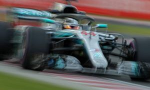 'Work to be done,' admits Hamilton after Friday practice