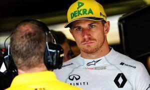Hulkenberg sees 'only positives' in having Ricciardo at Renault