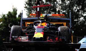 Horner expecting 'excuses' from Renault after Verstappen engine failure